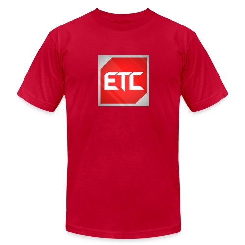 ETC Logo Tee  - Men's  Jersey T-Shirt