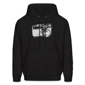 Rangefinder - Grey - Men's Hoodie