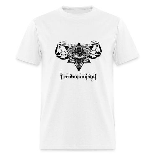 Trenboluminati Shirt (Lesser Quality T) - Men's T-Shirt
