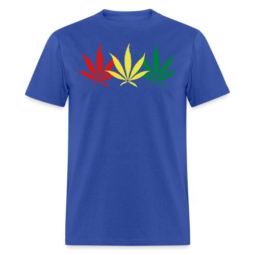 Marijuana Leaf Shirt - Men's T-Shirt