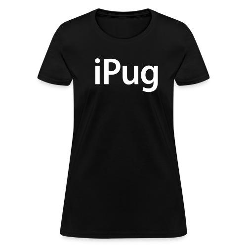 Pug t-shirt - Women's T-Shirt