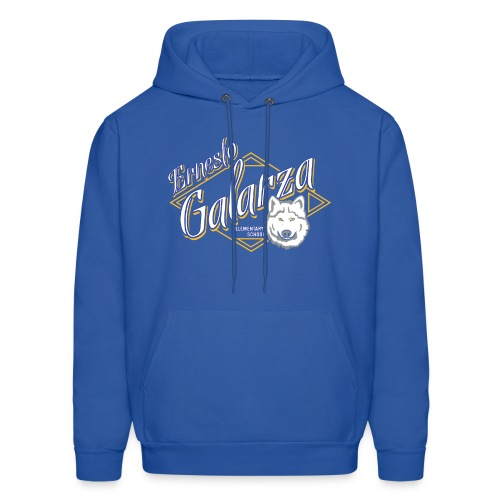 Men's Hoodie - Do not order this print on a light colored shirt.  It will not show up well.