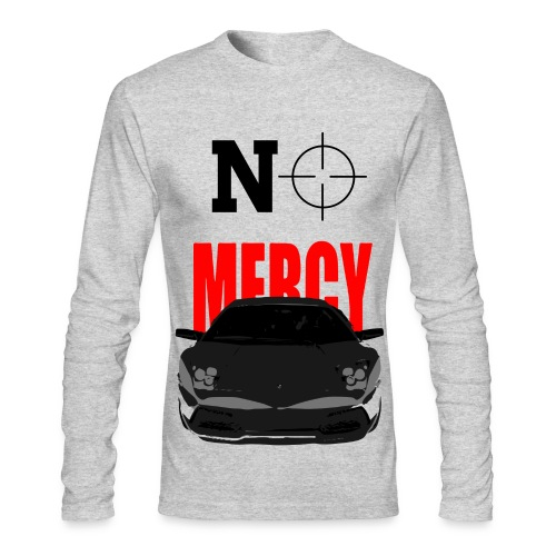 No Mercy Lambo - Men's Long Sleeve T-Shirt by Next Level