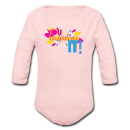 Baby Bodysuits ~ Baby Long Sleeve One Piece ~ You Tried It