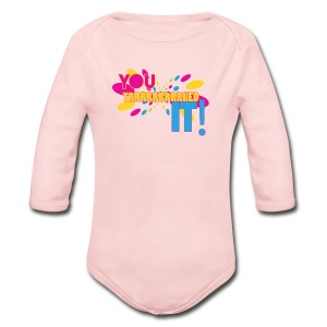 You Tried It - Long Sleeve Baby Bodysuit