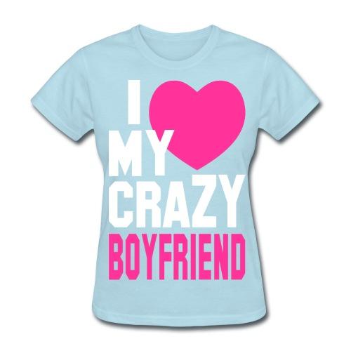 blue girl - Women's T-Shirt