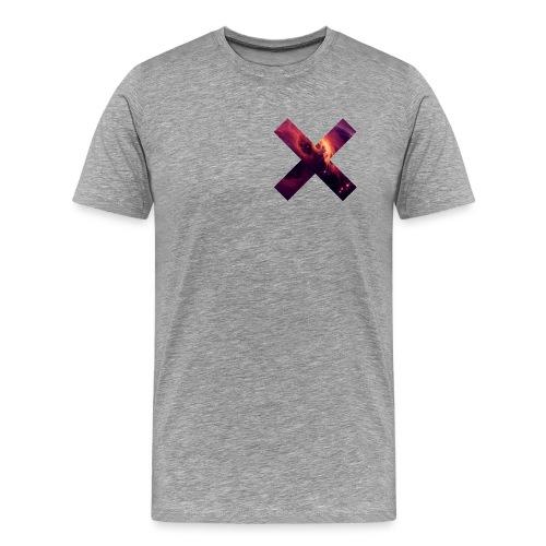 Galaxy X - Men's Premium T-Shirt