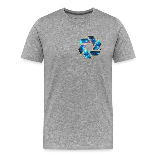 Galaxy Mobius - Men's Premium T-Shirt