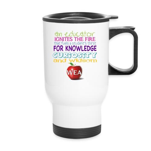 Educator Mug - Travel Mug