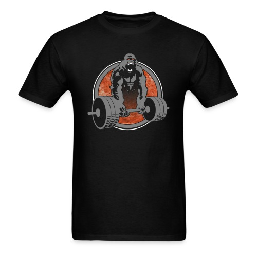 Gorilla Beast - COLOR - Men's T-Shirt