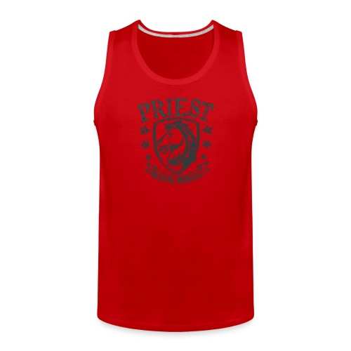 Dark Horse Muscle Tee - Men's Premium Tank