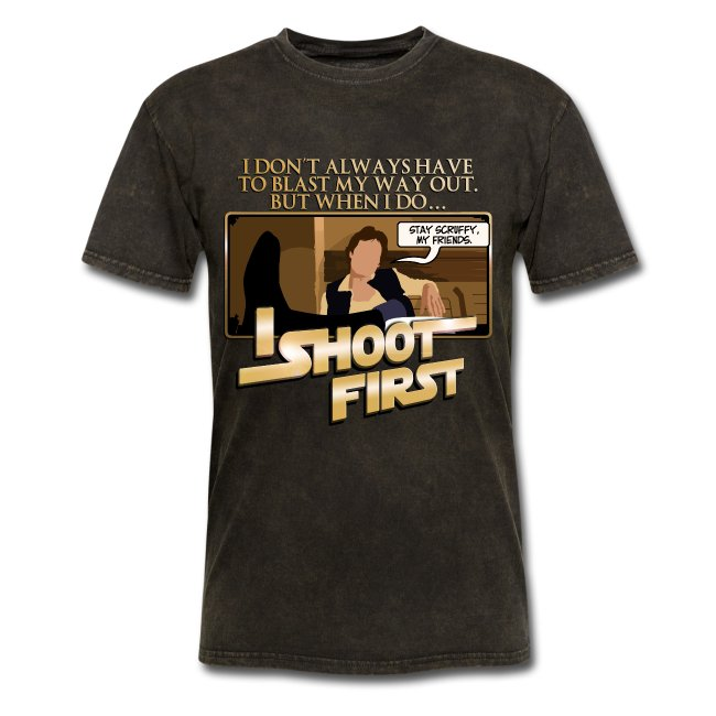 "Han ""I Shoot First"""
