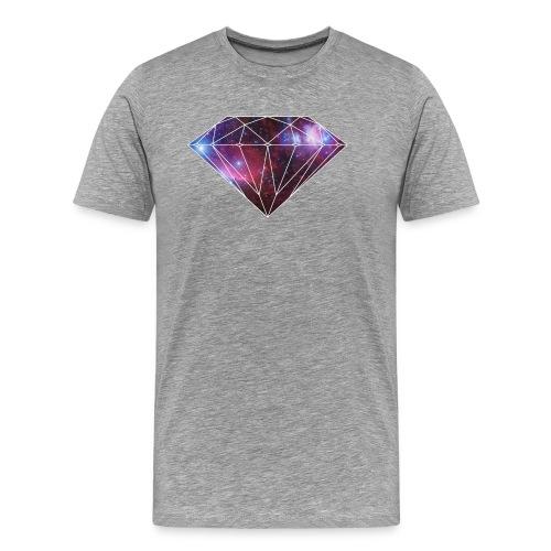 Galaxy Diamond // Tee - Men's Premium T-Shirt
