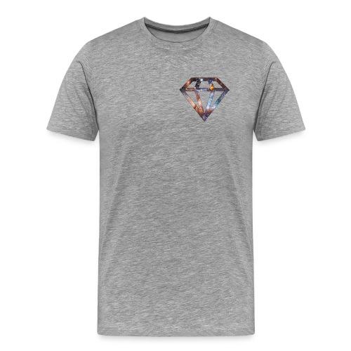 Diamond Nebula // Tee - Men's Premium T-Shirt