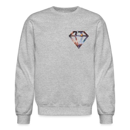 Diamond Nebula // Hoodie - Crewneck Sweatshirt