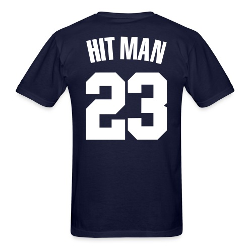 Hit Man - Men's T-Shirt