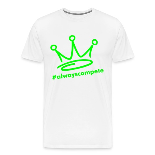AlwaysCompete - Men's Premium T-Shirt
