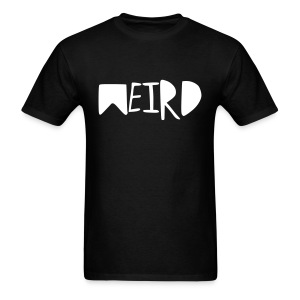 Weird Tee - Men's T-Shirt