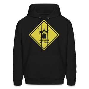You Shall Not Pass - Men's Hoodie