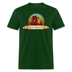 GamerQuest Banner - Men's T-Shirt