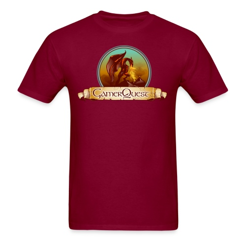 GamerQuest Banner - Men's T-Shirt