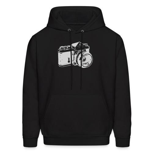 SLR - Grey - Men's Hoodie