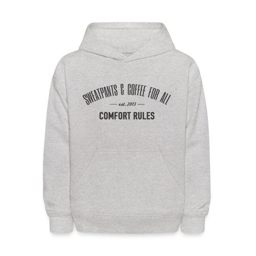 Kids Sweatpants & Coffee Hoodie - Kids' Hoodie