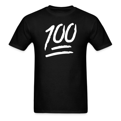 Keep it 100 Tee - Men's T-Shirt