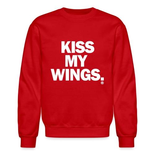 Kiss My Wings - Crewneck Sweatshirt