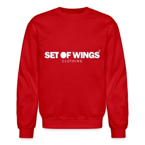 SET OF WINGS - Crewneck Sweatshirt