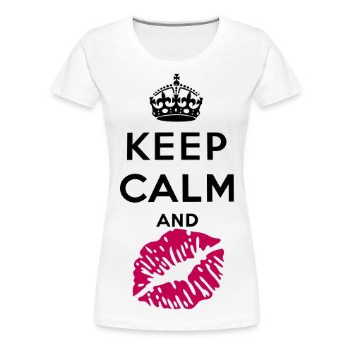 Love Love And Love  - Women's Premium T-Shirt