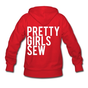 PGS Classic Red - Women's Hoodie
