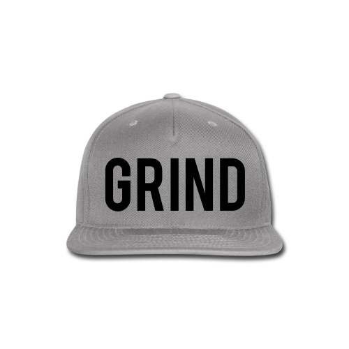 Grind Snapback - Snap-back Baseball Cap