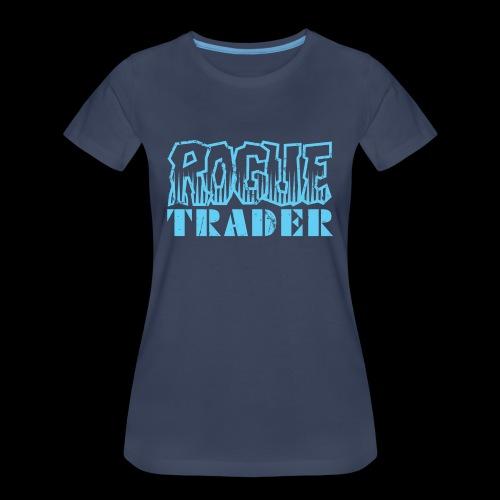 ROGUE TRADER [F] - Women's Premium T-Shirt