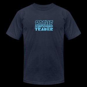 ROGUE TRADER [M] - Men's T-Shirt by American Apparel