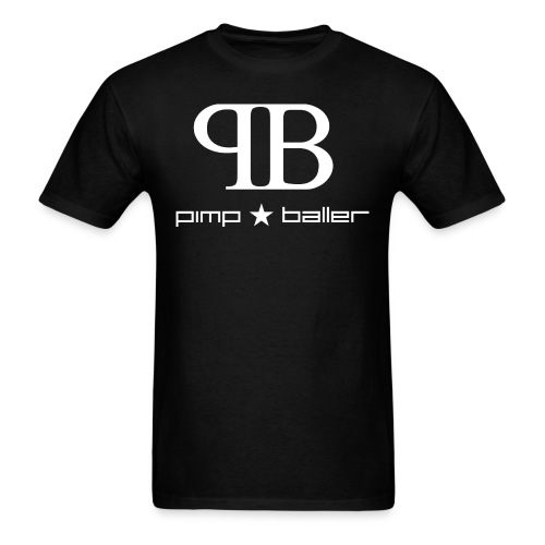 PB pimpballer - Men's T-Shirt
