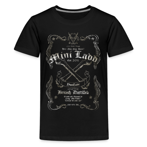 Mini Ladd Whiskey Kids - Kids' Premium T-Shirt
