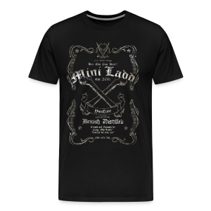Mini Ladd Whiskey Mens - Men's Premium T-Shirt