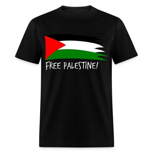 FREE PALESTINE MEN'S SHIRT - Men's T-Shirt