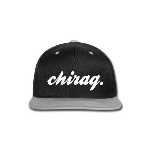 ChiRaq Snapback - Snap-back Baseball Cap