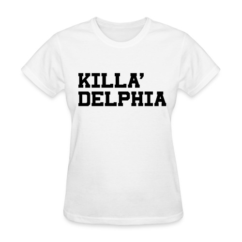 Killadelphia Tee - Women's T-Shirt