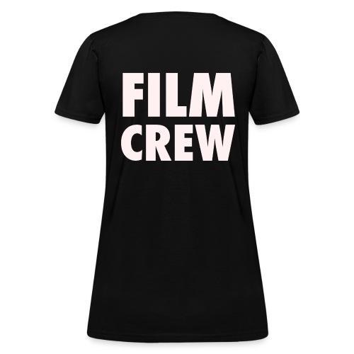 Film Crew T-Shirt [womens] - Women's T-Shirt