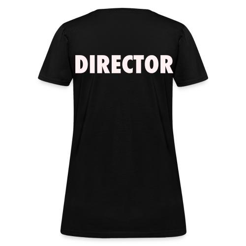 Director T-Shirt [womens] - Women's T-Shirt
