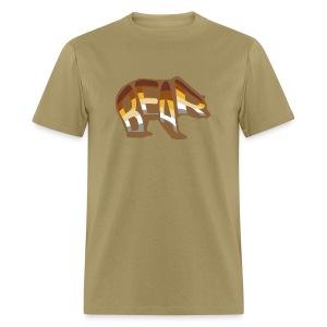 Men's Bear Pride T Shirt - Men's T-Shirt