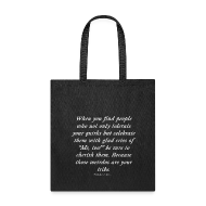 Bags & backpacks ~ Tote Bag ~ Weirdo Tribe tote