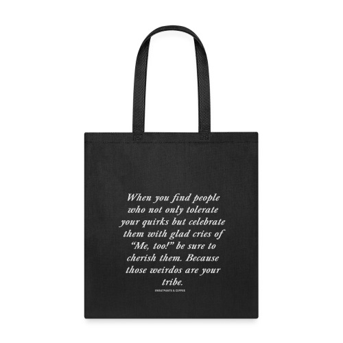 Weirdo Tribe tote - Tote Bag