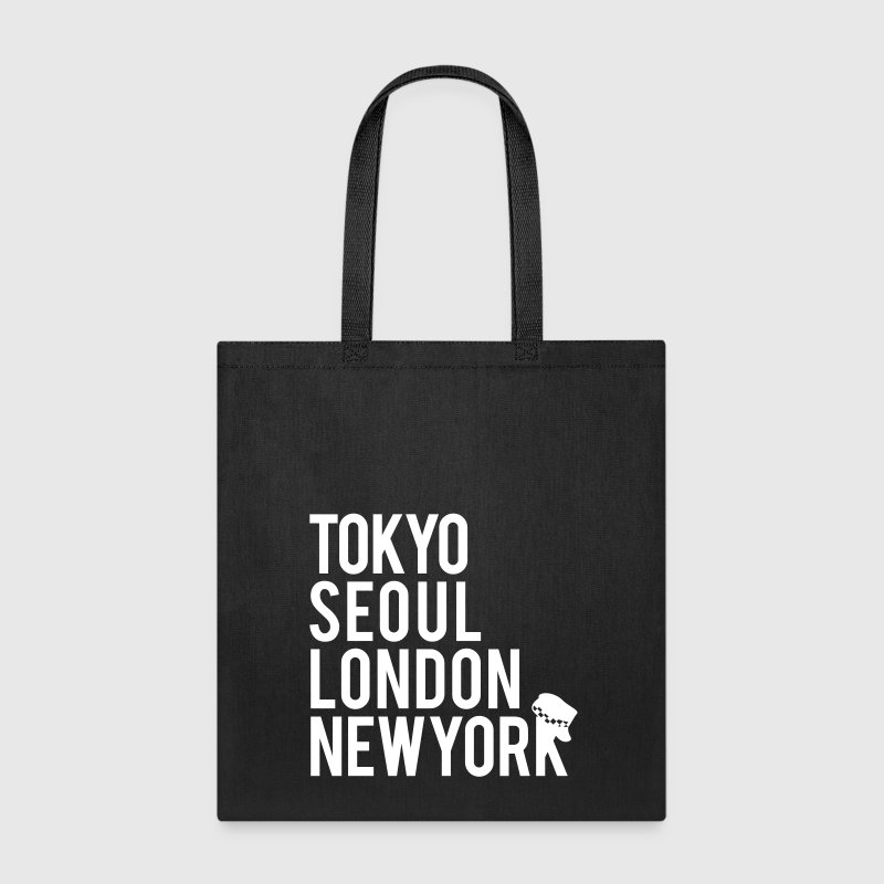 Girls' Generation - Mr. Taxi (White Font)  - Tote Bag
