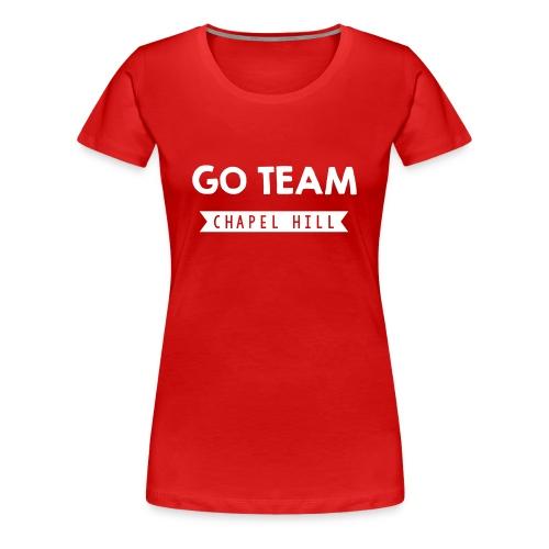 Go Team - Women's Premium T-Shirt