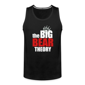 The Big Bear Theory Tank Top - Men's Premium Tank
