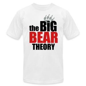 The Big Bear Theory Tee Shirt - Men's Fine Jersey T-Shirt